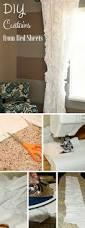 Make Curtains From Sheets 41 Most Creative Diy Anthropologie Hacks