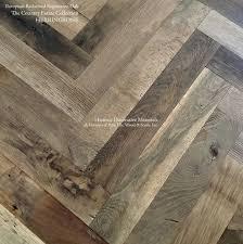 Country Laminate Flooring Reclaimed Engineered European Oak Floors In Mixed Width And
