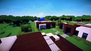 Small Modern House Minecraft 6x6 Small Modern House In Flows Hd And The Default
