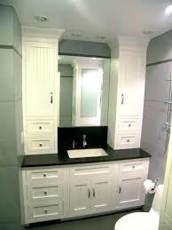 linen cabinets for bathrooms linen cabinets corner towel cabinet