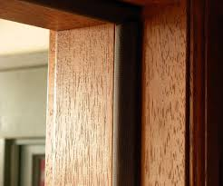 Beautiful Wood Beautiful Wood Door Weather Stripping 41 For Interior Decor Home