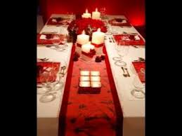 easy diy christmas table decorating ideas youtube