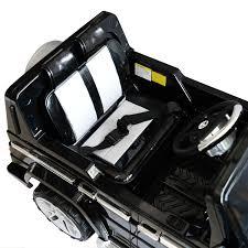 mercedes benz big remote control electric ride on g55 amg g wagon