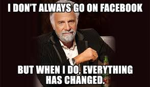 Always Meme - funny facebook meme facebook always changes