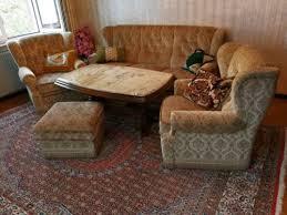 komplettes wohnzimmer komplettes wohnzimmer mit schrank und siedboard räumung in