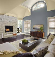 living room glamorous vaulted ceiling ideas arched windows blue