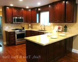 Replacing Cabinet Doors Cost by Cost To Install Kitchen Cabinets Canada Replace Cabinet Doors Redo