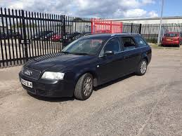 audi a6 1 9 tdi sport estate 6 speed manual starts and drives