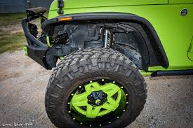 gecko green jeep custom wrangler southlake tx lone star 4x4 lone star 4x4