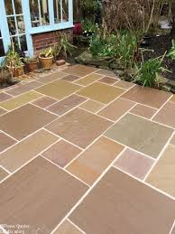 Pointing Patio Patios And Paths In A Variety Of Stone Plews Garden Landscaping