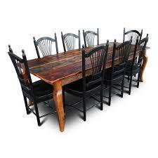 Curvacious Barnwood Curvacious French Table