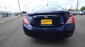 nissan versa blue 2014 nissan versa 1 6 s sedan onyx blue stk el817730 rairdon u0027s
