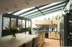 cuisine dans veranda design d intérieur veranda pour chalet the ski cabin worthy of an