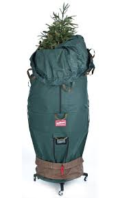 upright artificial tree storage bags rainforest