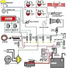 yamaha xj series minimum wiring diagram moto repair pinterest