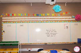 Big White Boards Happy Days In First Grade My New Classroom Reveal