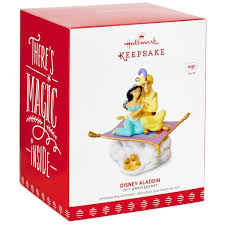 disney 25th anniversary ornament with keepsake