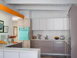 how to refinish kitchen cabinets white laminate kitchen cabinets pictures u0026 ideas from hgtv hgtv
