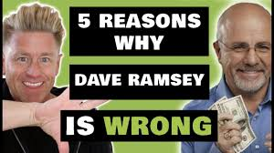 Dave Ramsey Meme - dave ramsey is wrong 5 reasons 2018 youtube