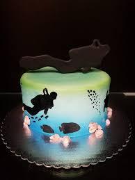 the 25 best scuba cake ideas on pinterest sea turtle cupcakes