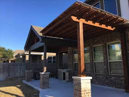 Austin Decks And Patios Screen Porch Photos Back Porch Porch Addition Before And After