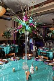 Peacock Feather Centerpieces by Eiffel Vase Wedding Centerpieces 10 Pack Eiffel Tower Vase