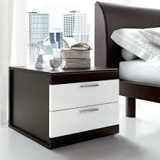 side table white nightstand bedside table scandinavian mid