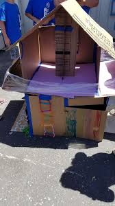 build a cardboard house competition habitat for humanity for san