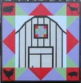 How To Make A Barn Quilt Choosing Your Design Helderberg Quilt Barn Trail