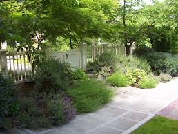 Landscaping Ideas For The Backyard by 12 Inspiring Ideas For A Lawn Free Landscape Porch Advice