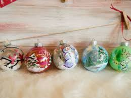 nov 30 ornament painting fundraiser for greater south loop