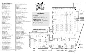 exhibitor list u0026 map saratoga home u0026 lifestyle show