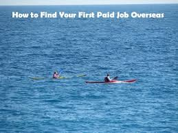 How To Write A Good Resume For A Job by Work Overseas Jpg