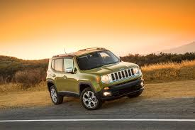 renegade jeep truck 2015 jeep renegade starts at 18 990
