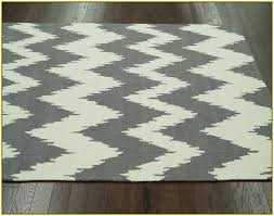Zig Zag Area Rug Yellow Chevron Area Rug Home Design Ideas