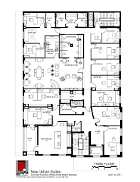 Floor Plan Office Layout Delighful Executive Office Suite Floor Plan On Decor