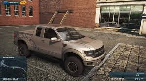 Ford Raptor Truck 2012 - nfs most wanted 2012 ford f 150 svt raptor speed run youtube