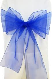 royal blue chair covers the chair cover company runners sashes
