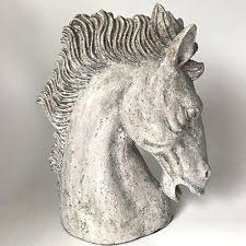 Decorative Sculptures For The Home Horses Decorative Sculptures Figurines Ebay