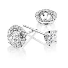 detachable earrings stud earrings dc jewellery london hatton garden s diamond