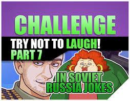 Challenge Russian Hacker Yo In Soviet Russia Jokes W Russian Hacker Reaction
