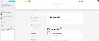 Top Bar Customizer Header Options Kb Apex Forum