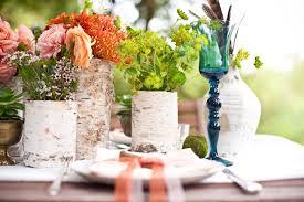wedding centerpieces vases birch bark vases wedding centerpieces the sweetest occasion