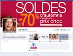 Le blog de Social Media Kapital: La page Facebook de la redoute en.