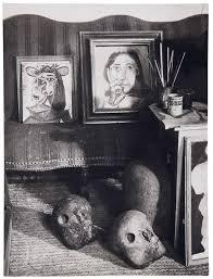 Dora Maar In An Armchair L U0027atelier De Picasso Portraits De Dora Maar Paris 1943