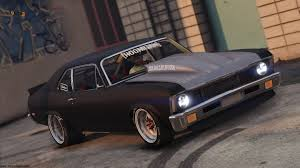 hoonigan cars 1972 hoonigan chevrolet u201cnapalm nova u201d addon animated u2013 gta 5