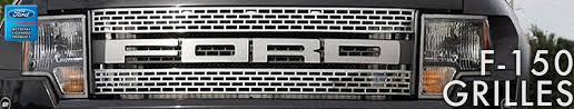 ford truck grilles ford f 150 grilles cj pony parts