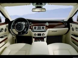 roll royce interior rolls royce ghost 2010 interior dashboard hd wallpaper 17