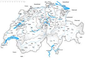 Map Of Lake Como Italy by List Of Lakes Of Switzerland Wikipedia