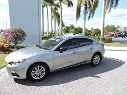 2015 used mazda mazda3 4dr sedan automatic i sv at royal palm